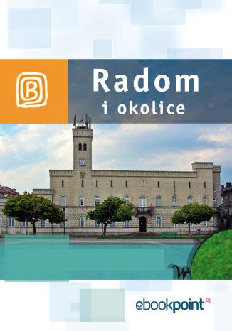 Okładka książki Radom i okolice. Miniprzewodnik