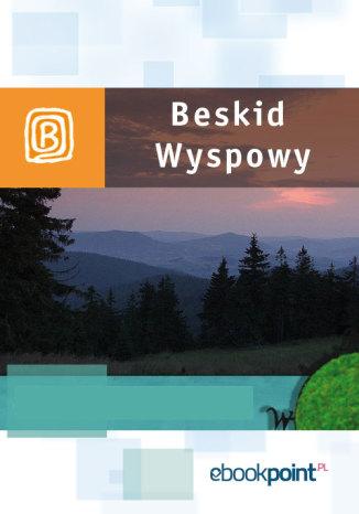 Okładka książki Beskid Wyspowy. Miniprzewodnik