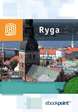 Okładka książki Ryga. Miniprzewodnik