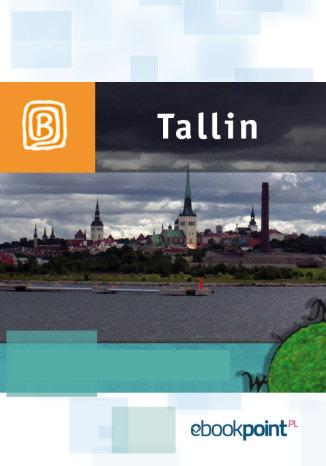 Okładka książki Tallin. Miniprzewodnik