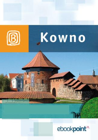 Okładka książki Kowno. Miniprzewodnik
