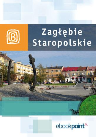 Okładka książki/ebooka Zagłębie Staropolskie. Miniprzewodnik