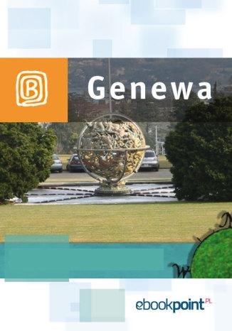 Okładka książki Genewa. Miniprzewodnik