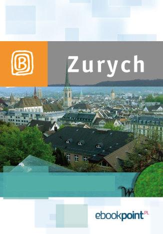 Okładka książki/ebooka Zurych. Miniprzewodnik