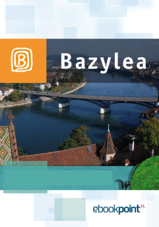 Okładka książki Bazylea. Miniprzewodnik