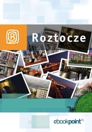 Okładka książki/ebooka Roztocze. Miniprzewodnik