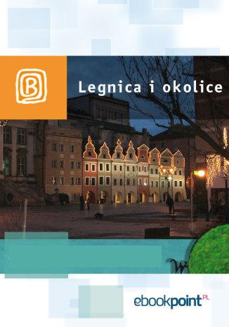 Okładka książki Legnica i okolice. Miniprzewodnik