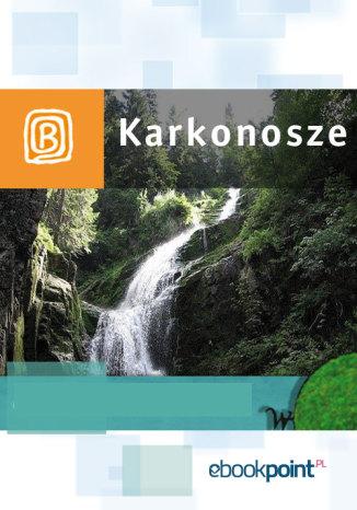 Okładka książki Karkonosze. Miniprzewodnik