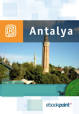 Okładka książki Antalya. Miniprzewodnik