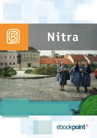 Okładka książki/ebooka Nitra. Miniprzewodnik