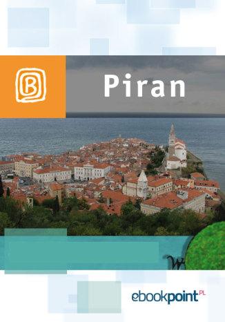 Okładka książki Piran. Miniprzewodnik