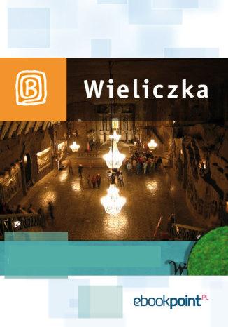 Okładka książki Wieliczka. Miniprzewodnik