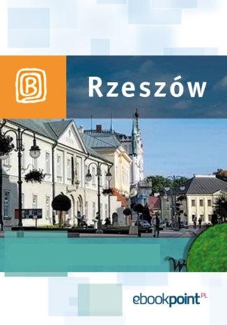Okładka książki Rzeszów i okolice. Miniprzewodnik