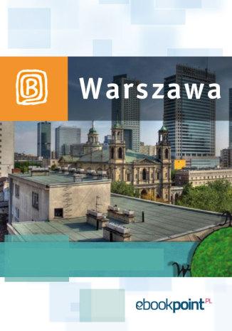 Okładka książki Warszawa. Miniprzewodnik