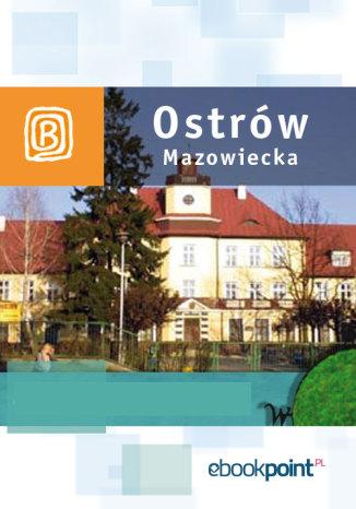 Okładka książki/ebooka Ostrów Mazowiecka i okolice. Miniprzewodnik