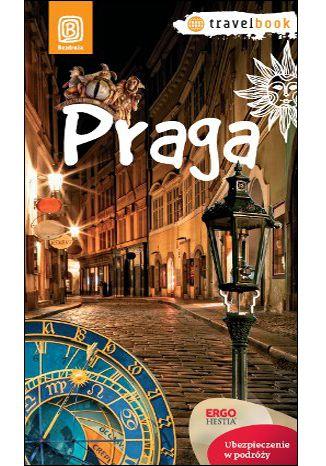 Okładka książki Praga. Travelbook. Wydanie 1