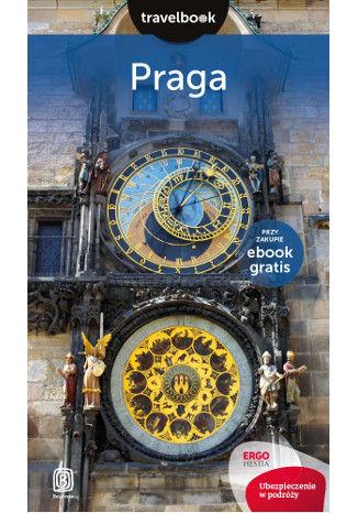 Okładka książki Praga. Travelbook. Wydanie 2