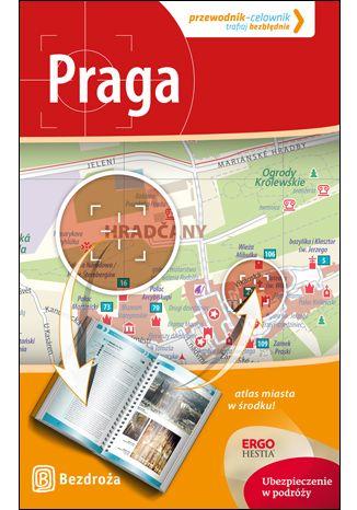 Okładka książki Praga. Przewodnik-celownik. Wydanie 3