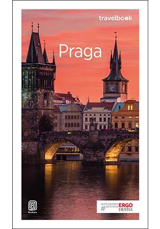 Okładka książki/ebooka Praga. Travelbook. Wydanie 3