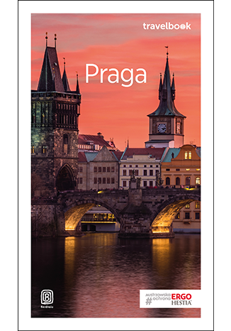 Okładka książki Praga. Travelbook. Wydanie 3