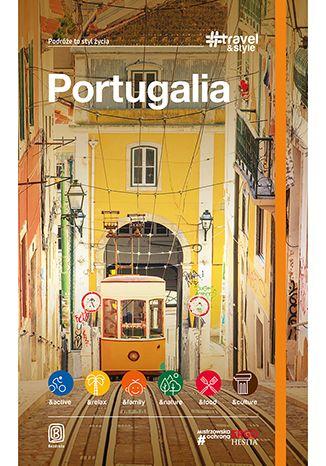 Okładka książki/ebooka Portugalia. #travel&style. Wydanie 1