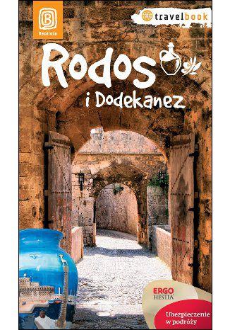 Okładka książki Rodos i Dodekanez.Travelbook. Wydanie 1