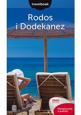 Okładka książki Rodos i Dodekanez.Travelbook. Wydanie 2