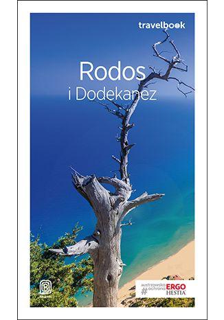 Okładka książki Rodos i Dodekanez. Travelbook. Wydanie 3