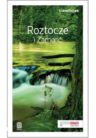 Okładka książki Roztocze i Zamość. Travelbook. Wydanie 1