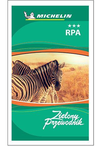 Okładka książki RPA. Zielony Przewodnik. Wydanie 1