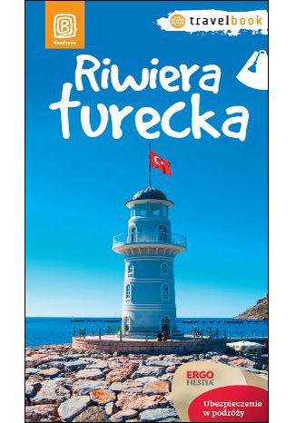 Okładka książki Riwiera turecka. Travelbook. Wydanie 1