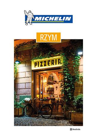 Okładka książki/ebooka Rzym. Michelin. Wydanie 1
