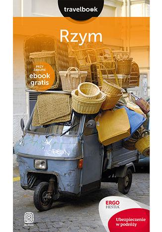 Okładka książki Rzym. Travelbook. Wydanie 1