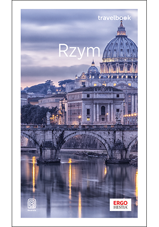 Okładka książki Rzym. Travelbook. Wydanie 3