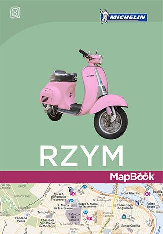 Okładka książki/ebooka Rzym. MapBook. Wydanie 1