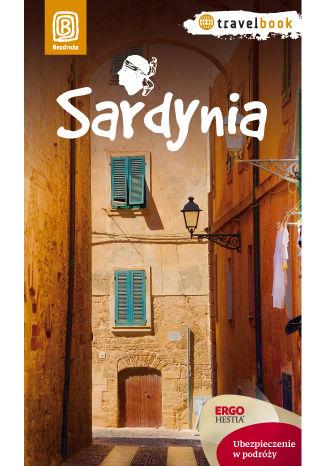 Okładka książki Sardynia. Travelbook. Wydanie 1