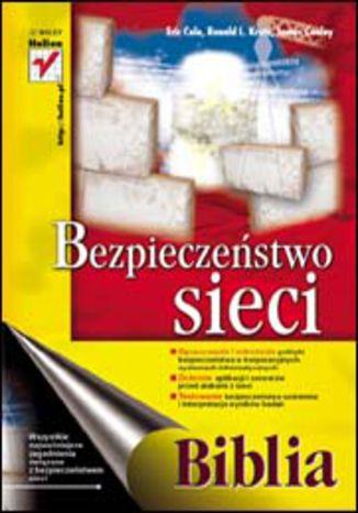 Okładka książki/ebooka Bezpieczeństwo sieci. Biblia