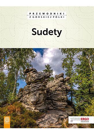 Okładka książki Sudety. Przewodniki z górskiej półki. Wydanie 4