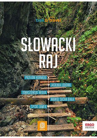 Okładka książki Słowacki Raj. trek&travel. Wydanie 1