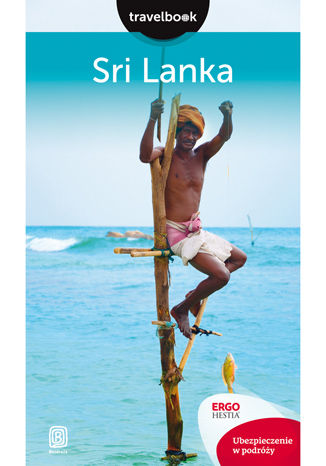 Okładka książki Sri Lanka. Travelbook. Wydanie 1