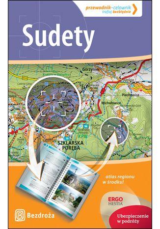 Okładka książki Sudety. Przewodnik - Celownik. Wydanie 1