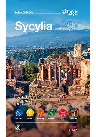 Okładka książki Sycylia. #travel&style. Wydanie 1