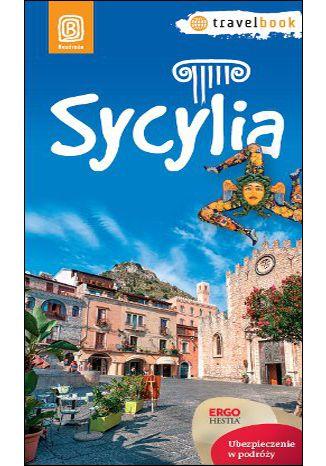 Okładka książki Sycylia. Travelbook. Wydanie 1