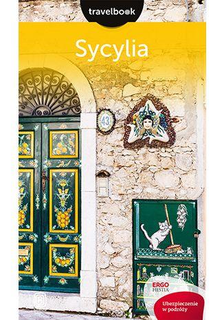 Okładka książki Sycylia. Travelbook. Wydanie 2