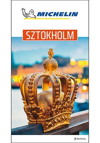 Okładka książki Sztokholm. Michelin. Wydanie 1
