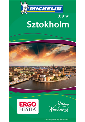 Okładka książki Sztokholm. Udany weekend. Wydanie 1