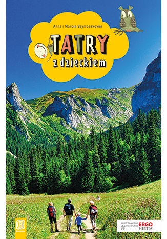 Okładka książki/ebooka Tatry z dzieckiem. Wydanie 2