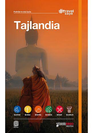 Okładka książki Tajlandia. #Travel&Style. Wydanie 1