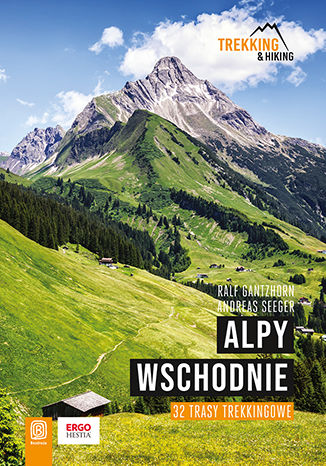 Okładka książki/ebooka Trekking & Hiking. Alpy t.1. Alpy Wschodnie