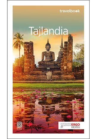 Okładka książki Tajlandia. Travelbook. Wydanie 2
